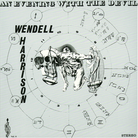 Wendell Harrison - An Evening with the Devil LP