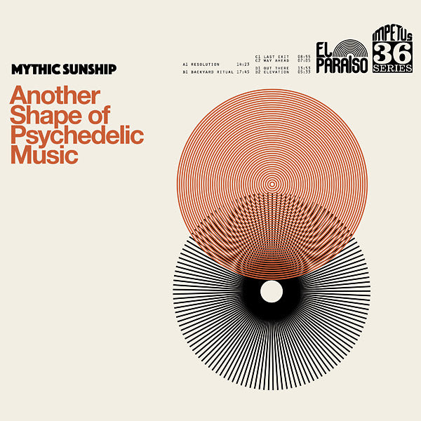 Mythic Sunship - Another Shape Of Psychedelic Music 2LP