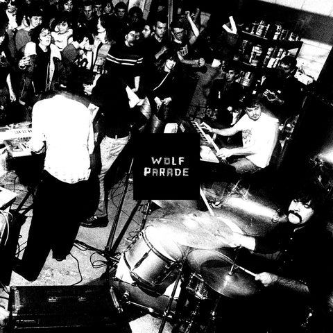 Wolf Parade - Apologies To The Queen Mary 3LP (Deluxe Edition)