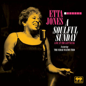 Etta Jones - A Soulful Sunday: Live at the Left Bank LP