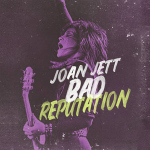 Joan Jett - Bad Reputation LP