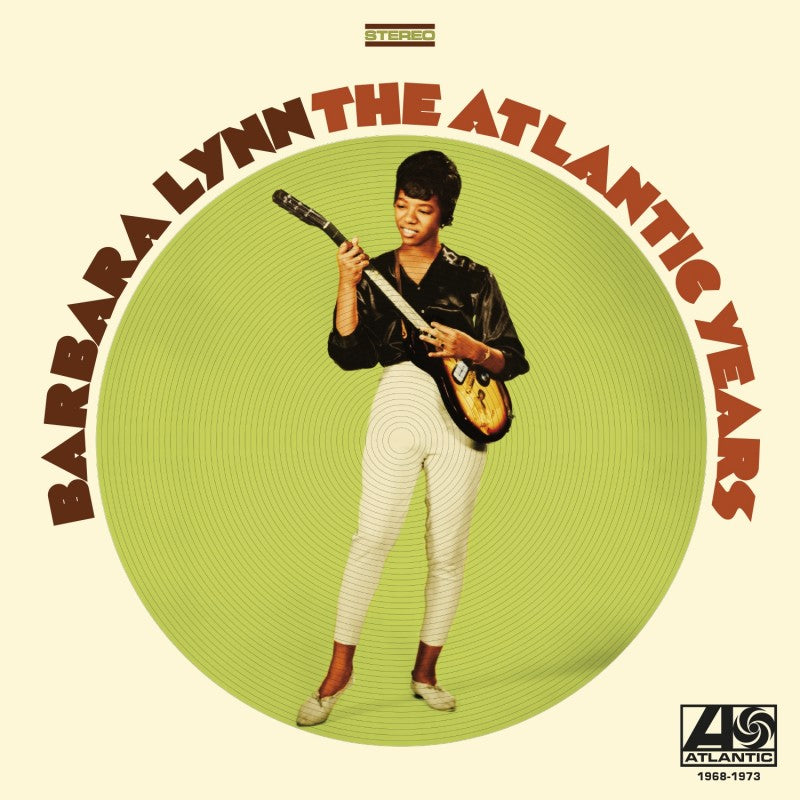 Barbara Lynn - The Atlantic Years LP