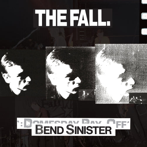 The Fall - Bend Sinister / The Domesday Pay-Off Triad - Plus! 2LP