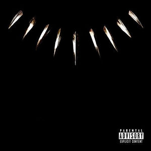 Various - Black Panther OST 2LP