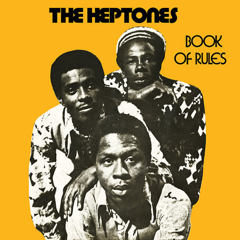 The Heptones - Book of Rules LP
