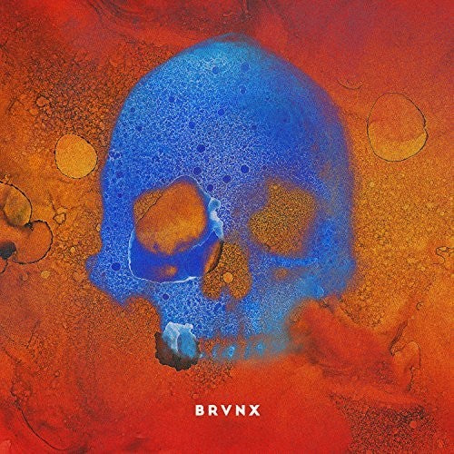 The Bronx - V LP (Ltd Orange / Blue Vinyl Edition)