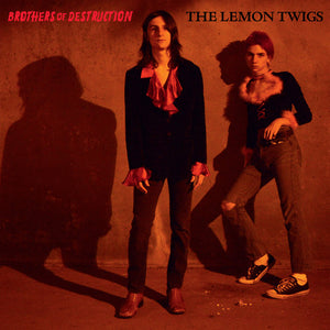 Lemon Twigs - Brothers of Destruction 12""