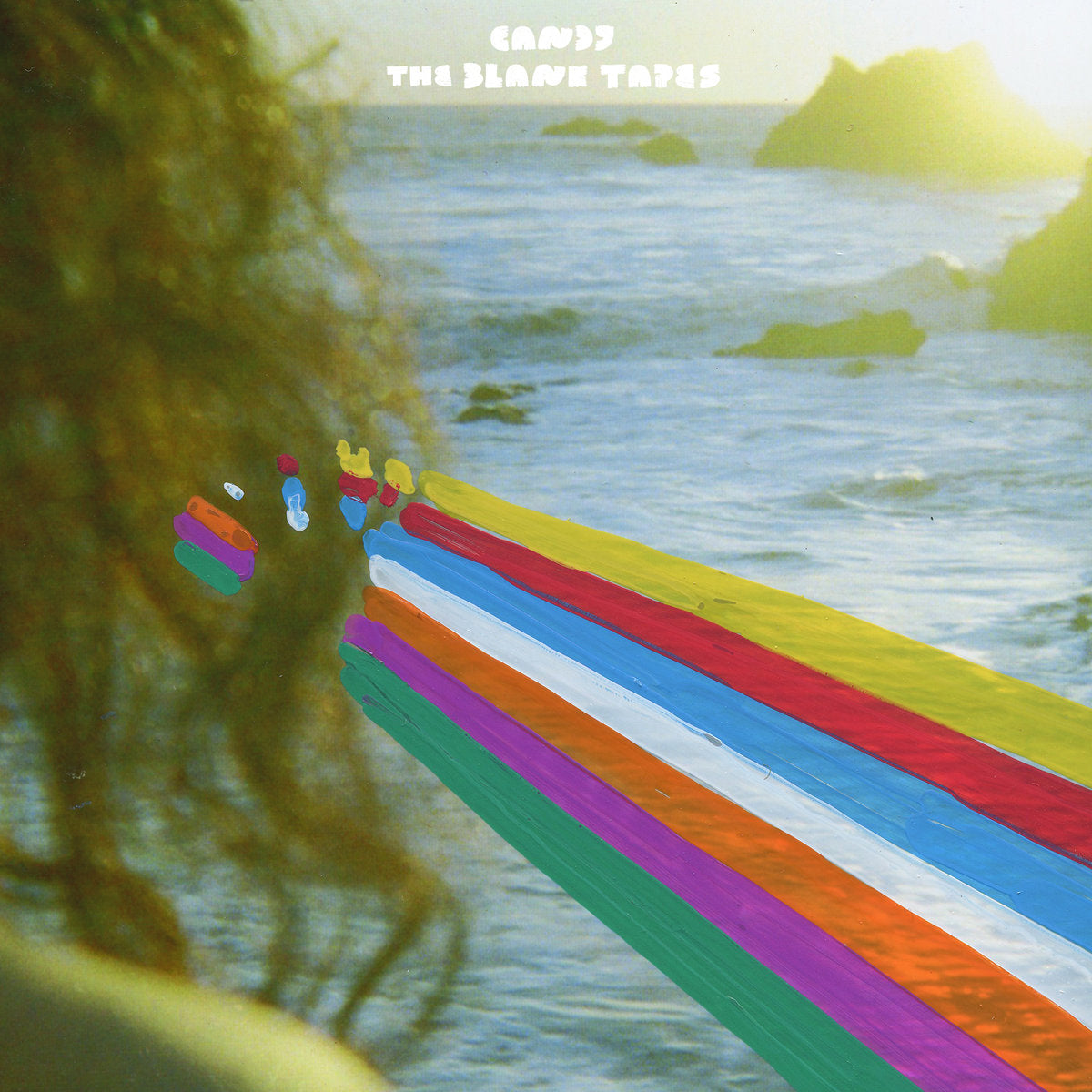 The Blank Tapes - Candy LP
