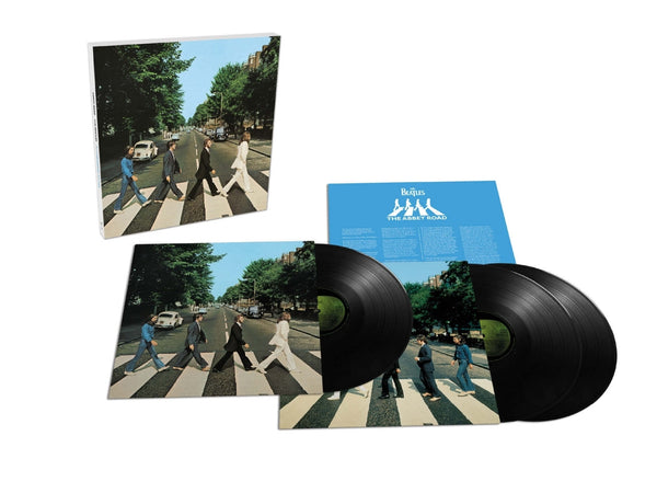 The Beatles - Abbey Road: Anniversary Edition 3LP