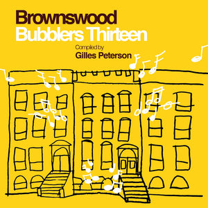 Various - Brownswood Bubblers Thirteen LP