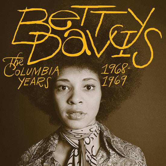 Betty Davis - The Columbia Years '68-'69 LP