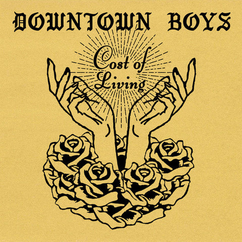 Downtown Boys - Cost Of Living LP (Ltd Loser Edition)