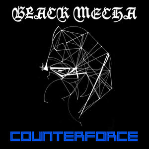 Black Mecha - Counterforce 2LP