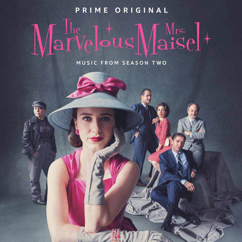 Various - The Marvelous Mrs. Maisel: Season Two LP