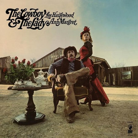 Lee Hazlewood & Ann Margret - The Cowboy & The Lady LP
