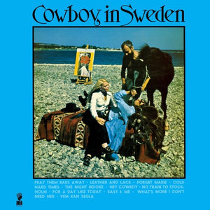 Lee Hazlewood - Cowboy in Sweden LP