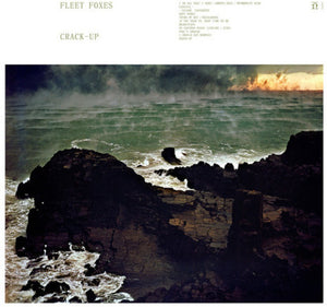 Fleet Foxes - Crack-Up 2LP