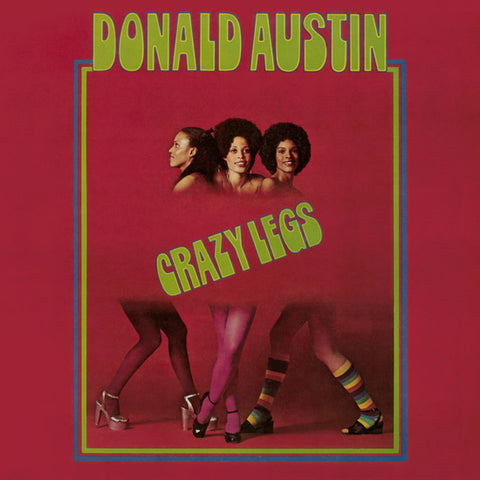 Donald Austin - Crazy Legs LP