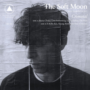 Soft Moon - Criminal LP (Ltd White Vinyl Edition)