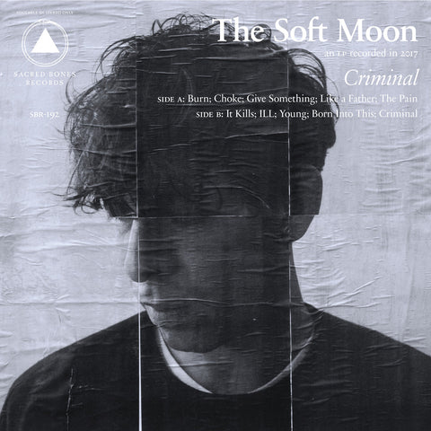 Soft Moon - Criminal LP