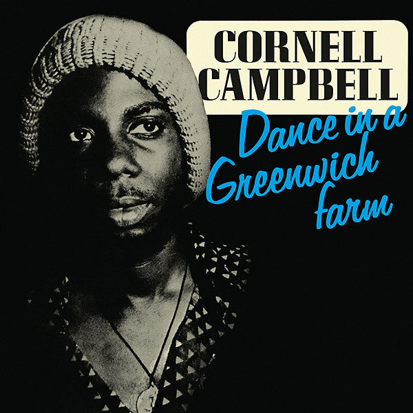 Cornell Campbell - Dance In A Greenwich Farm LP