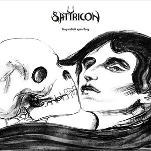 Satyricon - Deep Calleth Upon Deep 2LP (Ltd White Vinyl Edition)