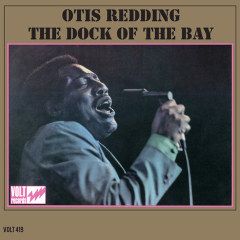 Otis Redding - The Dock of the Bay LP