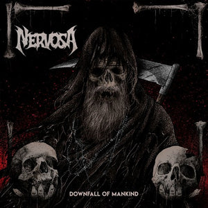 Nervosa - Downfall of Mankind LP