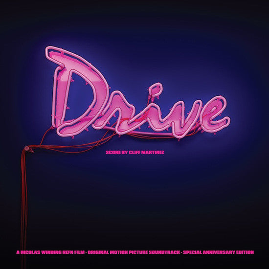 Cliff Martinez - Drive OST 2LP