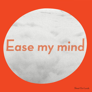 Shout Out Louds - Ease My Mind LP