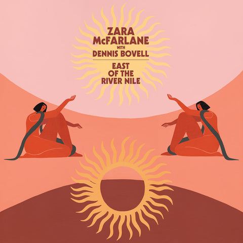 Zara McFarlane with Dennis Dovell - East of the River Nile LP