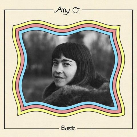 Amy O - Elastic LP (Ltd Coke Clear Vinyl Edition)