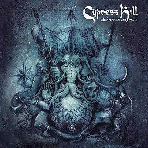 Cypress Hill - Elephants on Acid 2LP