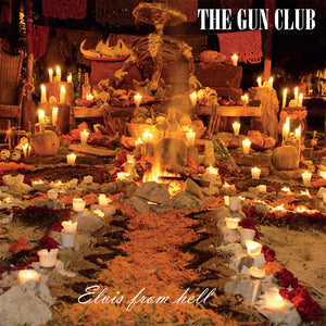 The Gun Club - Elvis from Hell 2LP
