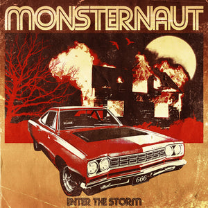 Monsternaut - Enter the Storm LP