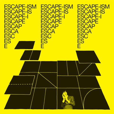 Escape-ism - Introduction to Escape-ism LP (Ltd White Vinyl Edition)