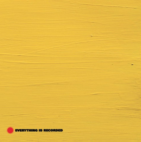 Everything Is Recorded - Everything Is Recorded By Richard Russell  LP