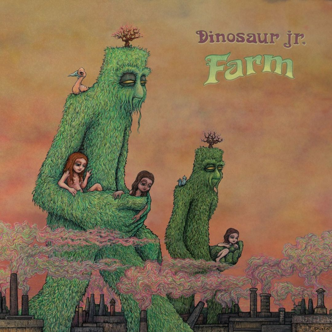 Dinosaur Jr. - Farm 2LP