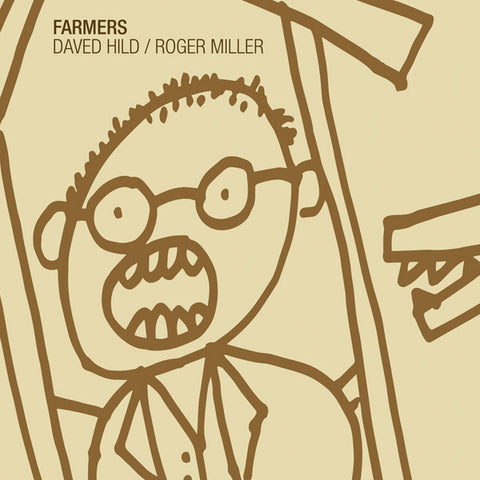 Farmers - Daved Hild / Roger Miller: August 11th, 1984 LP
