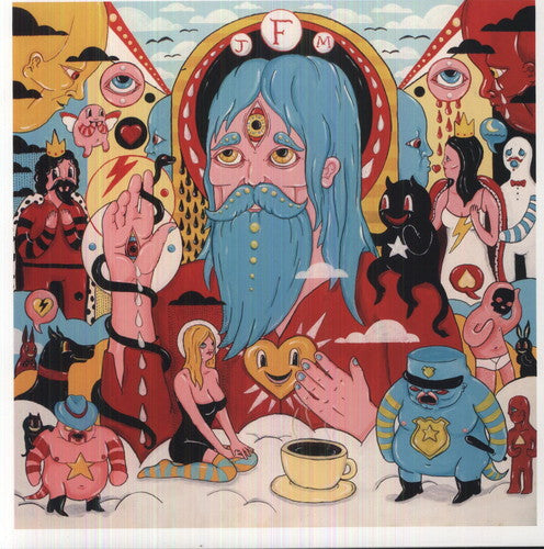 Father John Misty - Fear Fun LP