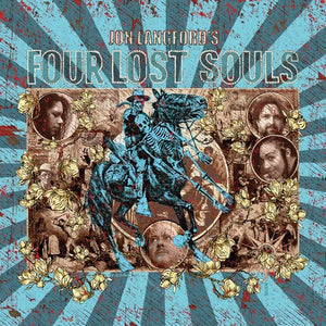 Jon Langford - Four Lost Souls LP