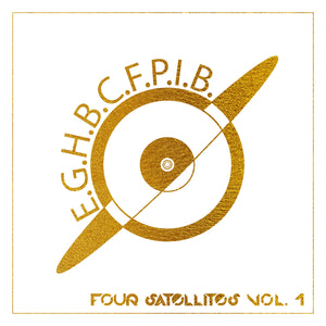Earth Girl Helen Brown - Four Satellites Vol. 1 2LP