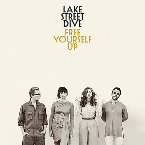 Lake Street Dive - Free Yourself Up LP