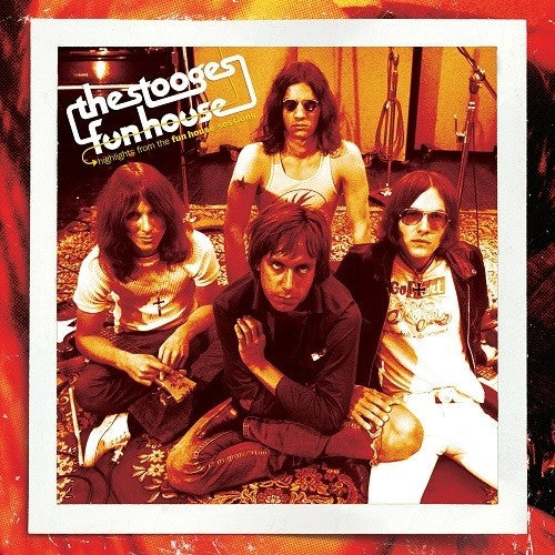 The Stooges - Highlights from the Fun House Sessions 2LP (Ltd Edition)