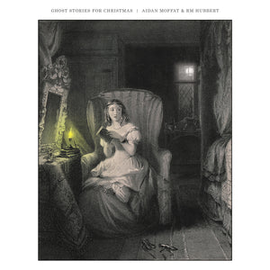 Aidan Moffat & RM Hubbert - Ghost Stories For Christmas LP