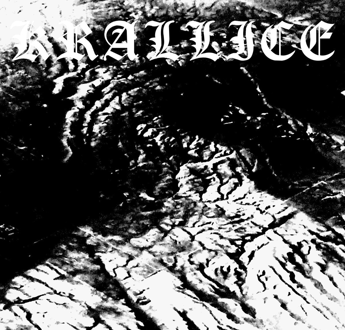 Krallice - Go Be Forgotten LP