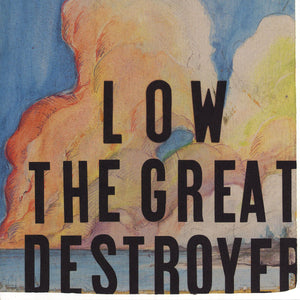 Low - The Great Destroyer 2LP