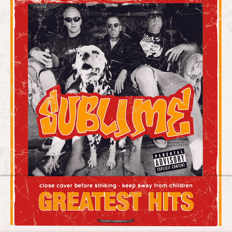 Sublime - Greatest Hits LP (Matchbox Package Edition)