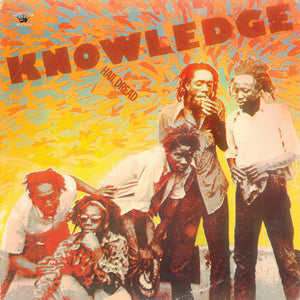 Knowledge - Hail Dread LP