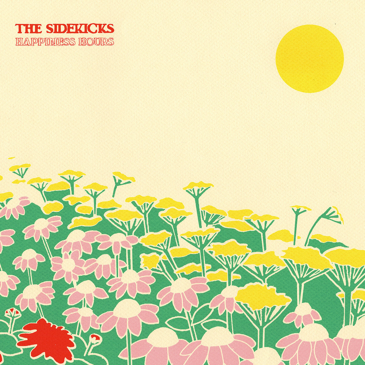 The Sidekicks - Happiness Hours LP